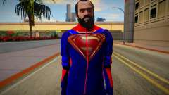 Superman Outfit for Trevor 1.0 para GTA San Andreas