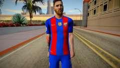 Lionel Messi from FIFA para GTA San Andreas