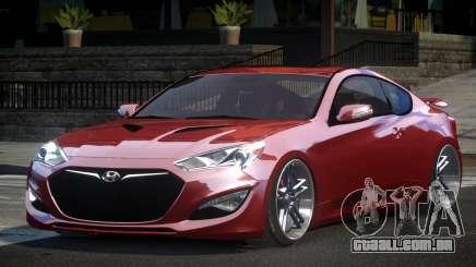 Hyundai Genesis BS V1.0 para GTA 4