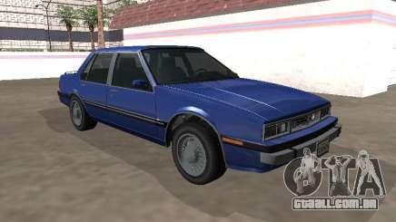 Cadillac Cimarron 1982 para GTA San Andreas