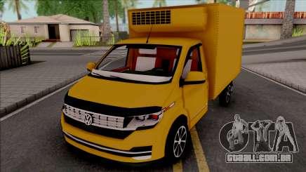 Volkswagen Transporter 6.1 2020 para GTA San Andreas