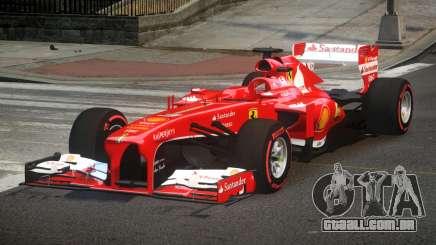 Ferrari F138 R6 para GTA 4
