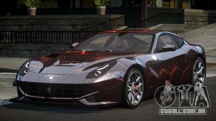 Ferrari F12 Qz7 L9 para GTA 4