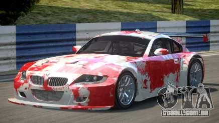 BMW Z4 GST Drift L6 para GTA 4