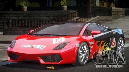 Lamborghini Gallardo Qz7 L7 para GTA 4