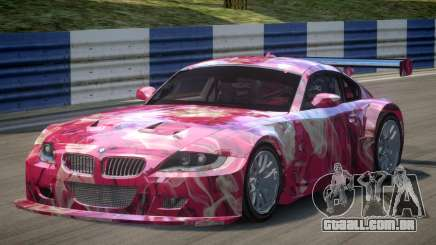 BMW Z4 GST Drift L8 para GTA 4