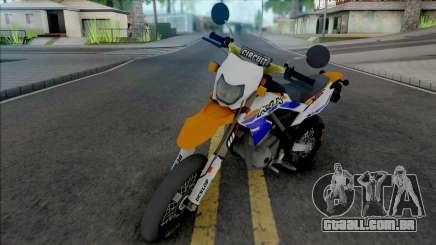 Kawasaki KLX 150 Supermoto para GTA San Andreas