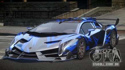 Lamborghini Veneno BS L5 para GTA 4
