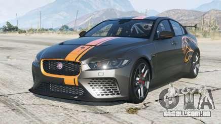 Jaguar XE SV Project 8 (X760) 2018〡add-on v2.0 para GTA 5
