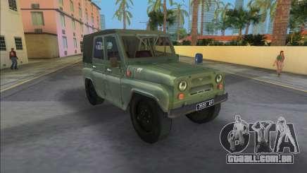 Exército UAS 469 para GTA Vice City