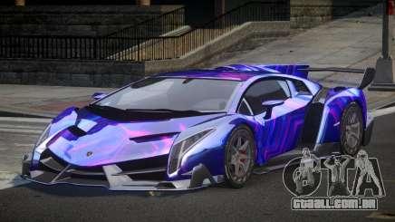 Lamborghini Veneno BS L2 para GTA 4