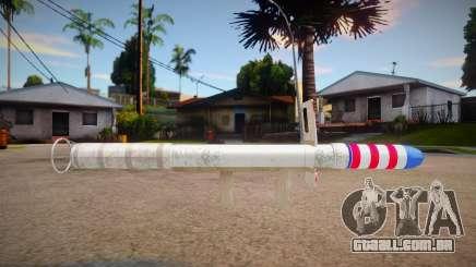 Firework Launcher (Independence Day DLC) para GTA San Andreas