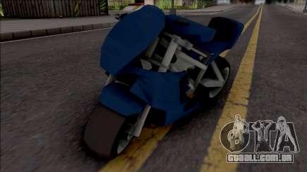 Pocket Bike para GTA San Andreas