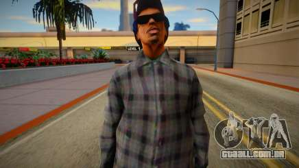 Ryder Retextured para GTA San Andreas