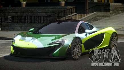McLaren P1 PSI Racing L6 para GTA 4
