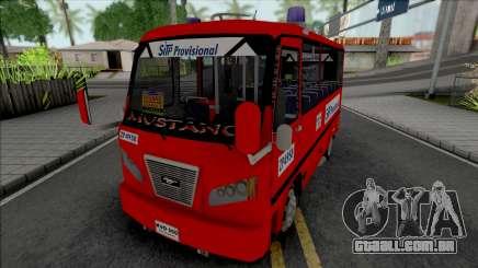 Kia Microbus para GTA San Andreas
