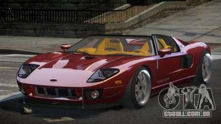 Ford GTX1 SR para GTA 4