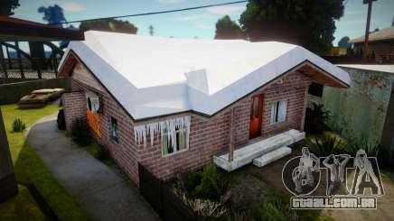 Winter Gang House 5 para GTA San Andreas
