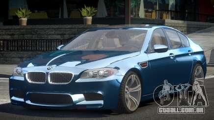 BMW M5 F10 GS V1.0 para GTA 4