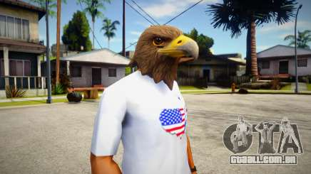 Headdress (Independence Day DLC) V2 para GTA San Andreas