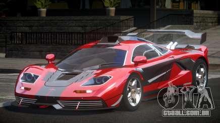 McLaren F1 GST-R L8 para GTA 4