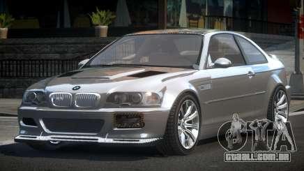 BMW M3 E46 GST-T para GTA 4