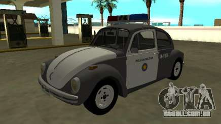 Volkswagen Beetle 1994 Brigada Militar Paulista para GTA San Andreas
