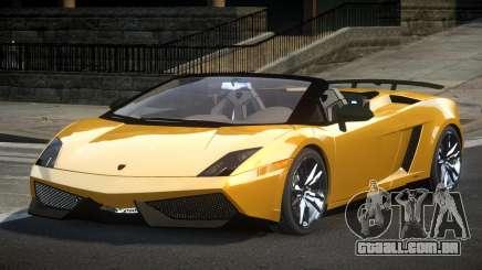 Lamborghini Gallardo PSI SR para GTA 4