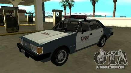 Chevrolet Opala da BM do estado de MG para GTA San Andreas