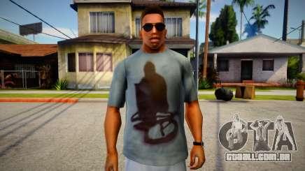 BMX Guy T-Shirt para GTA San Andreas
