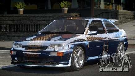 Ford Escort PSI-R L4 para GTA 4