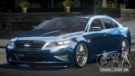 Ford Taurus EcoBoost para GTA 4