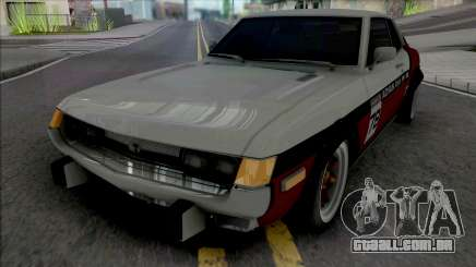 Toyota Celica GT 1976 Rally Group A para GTA San Andreas