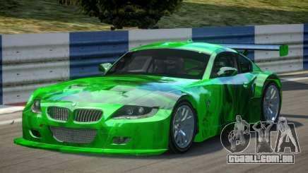 BMW Z4 GST Drift L5 para GTA 4