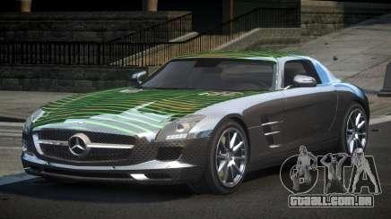 Mercedes-Benz SLS G-Style L6 para GTA 4