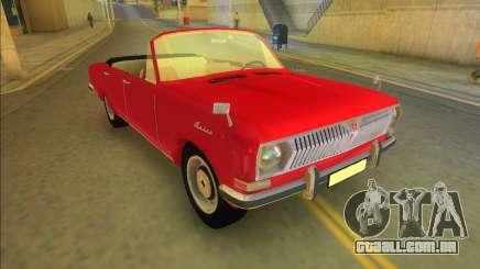 Gaz 24 - Volga Conversível para GTA Vice City