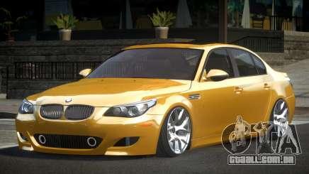 BMW M5 E60 GST-L V1.0 para GTA 4