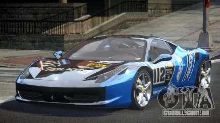 Ferrari 458 PSI U-Style L4 para GTA 4