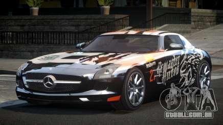 Mercedes-Benz SLS G-Style L3 para GTA 4