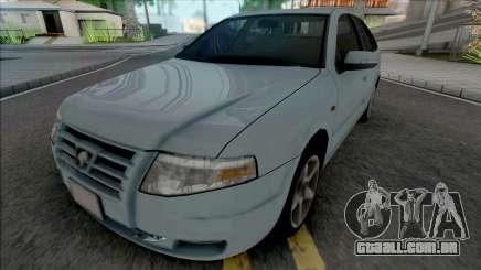 Ikco Samand Soren ELX para GTA San Andreas