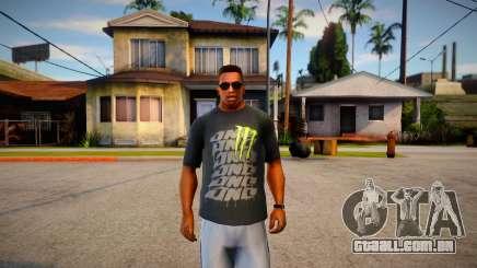 T-Shirt para GTA San Andreas