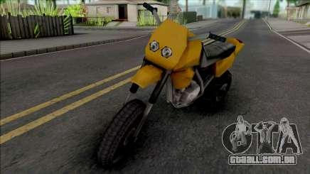 Manchez GTA LCS para GTA San Andreas