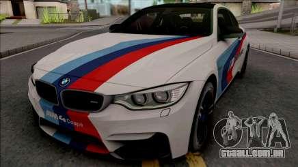 BMW M4 F82 [HQ] para GTA San Andreas