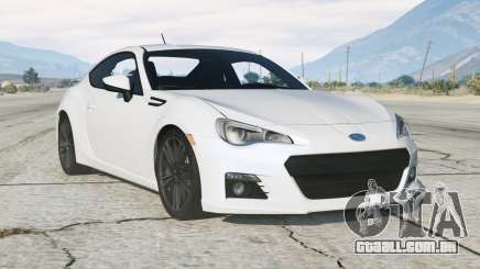 Subaru BRZ (ZC6) 2013〡add-on para GTA 5