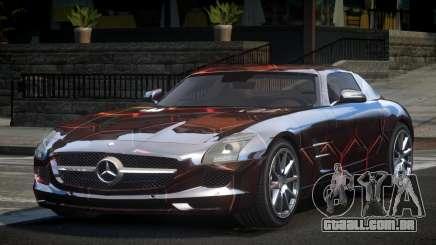 Mercedes-Benz SLS G-Style L2 para GTA 4