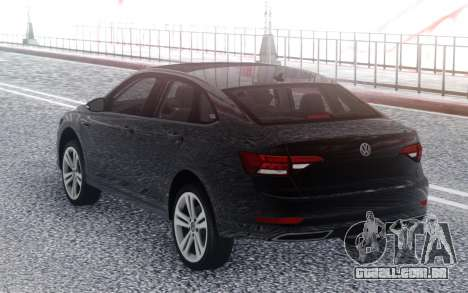 Volkswagen Jetta 2021 para GTA San Andreas