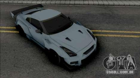 Nissan GT-R Uras GT para GTA San Andreas
