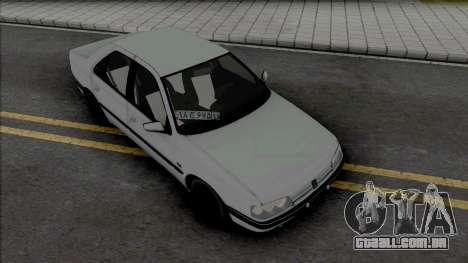 Peugeot 405 GLX Dogs para GTA San Andreas