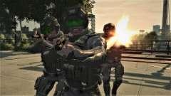 Detroit: Become Human Swat para GTA 4