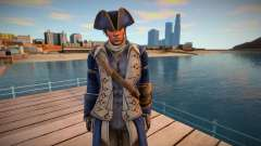 Connor Naval para GTA San Andreas